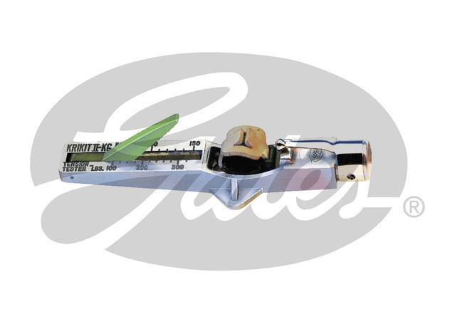 Gates Krikit Ii Micro V Belt Tension Gauge 91132 Sparesbox