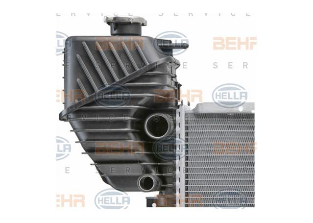 Hella Radiator 8mk 376 721 631 Fits Mercedes Benz Sprinter