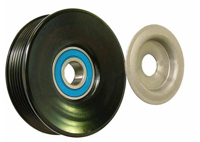 Engine Idler Pulley Nuline EP003 Sparesbox - Image 1