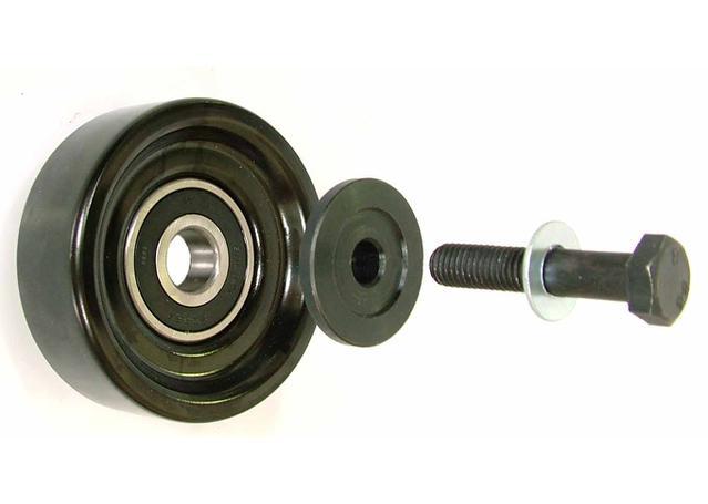 Engine Idler Pulley Nuline EP062 Sparesbox - Image 1