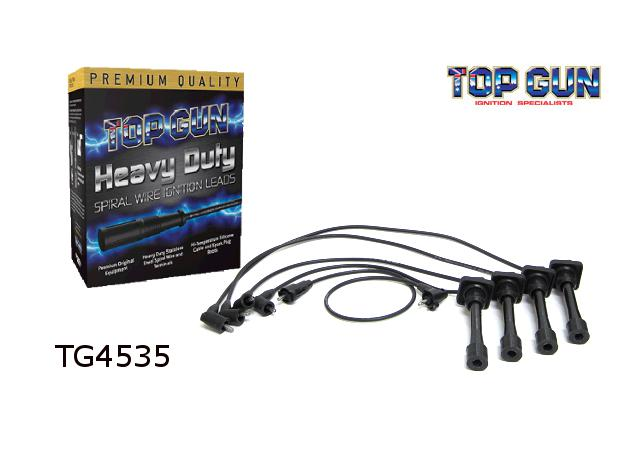 Top Gun Ignition Leads Set TG4535 Sparesbox - Image 2