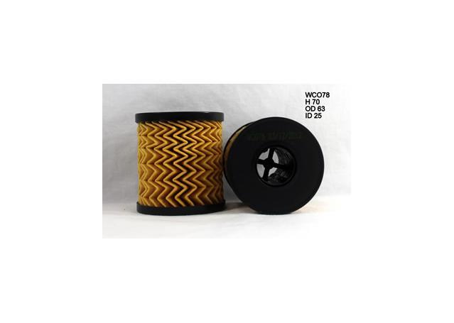 Wesfil Oil Filter WCO78 Sparesbox - Image 1