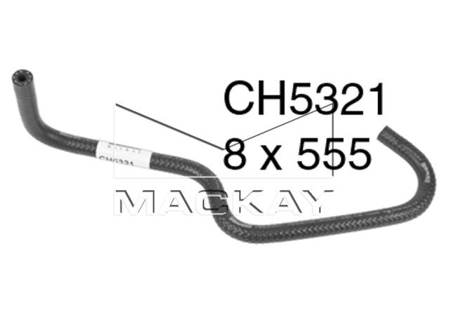 Mackay Oil Hose (Vacuum Hose) CH5321 Sparesbox - Image 1