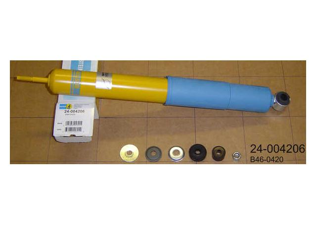 Bilstein B6 4600 Shock Absorber B46-0420 fits Nissan MQ/MK Rear (check length) Sparesbox - Image 11