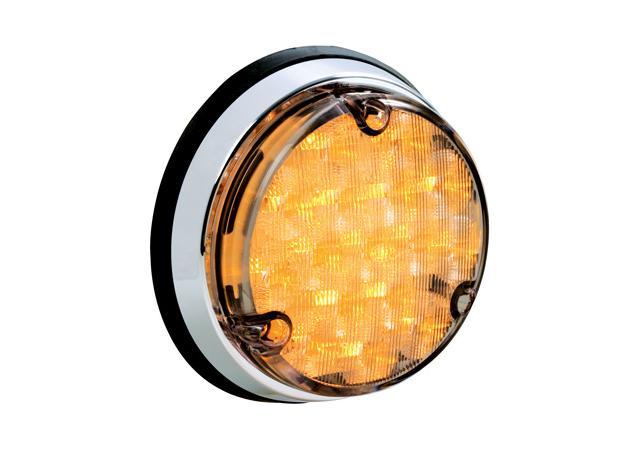 HELLA LED Indicator Lamp Amber 2136LEDCLR-CS Sparesbox - Image 11