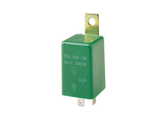 HELLA Flasher Unit 24V 3 Pin High Capacity 3015 Sparesbox - Image 11