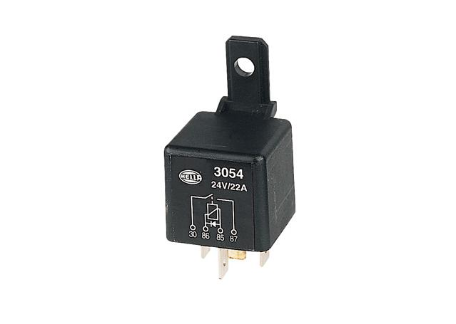 HELLA Relay Normally Open With Diode 24V 22A 3054 Sparesbox - Image 11