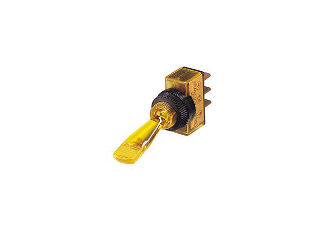 HELLA Toggle Switch 12V Amber 4435 Sparesbox - Image 11