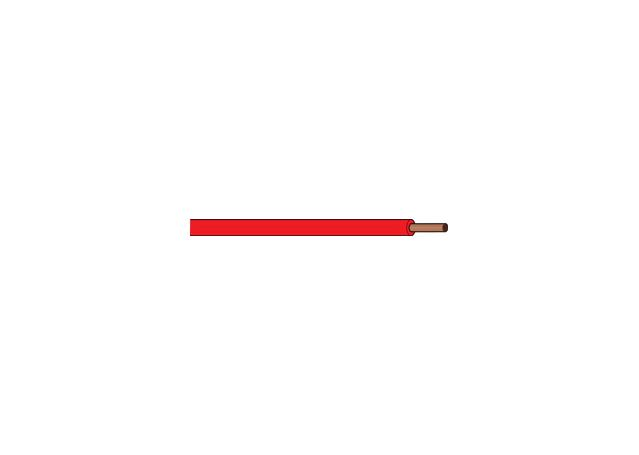 HELLA Auto Cable 4mm Red 30m 8811 Sparesbox - Image 11