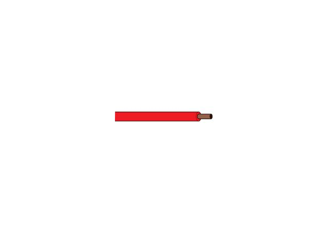 HELLA Auto Cable 6mm Red 30m 8826 Sparesbox - Image 11