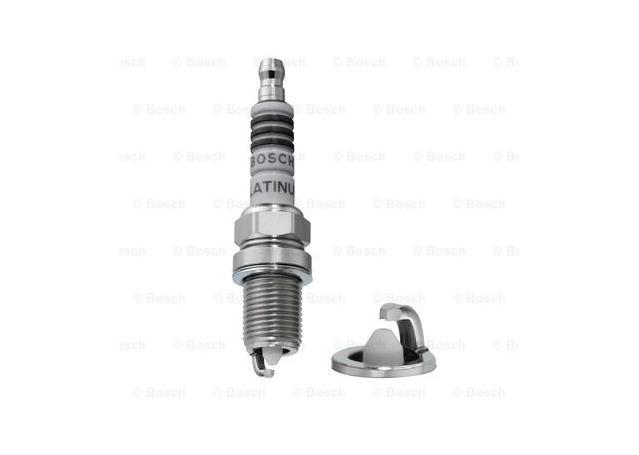 Bosch Spark Plug Platinum Plus FR8DPX Sparesbox - Image 1