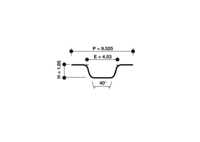 Dayco Timing Belt 94075 Sparesbox - Image 11