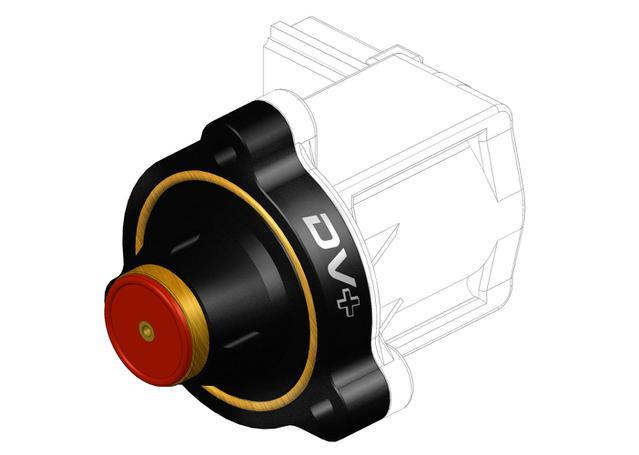GFB T9351 Blow Off Valve DV+ fits VAG 2.0 TFSI/TSI Sparesbox - Image 2