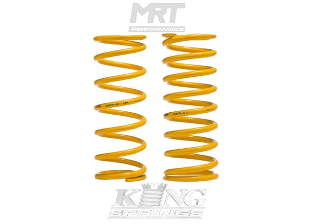 King Springs Coil Springs Raised Front KHFR-87
