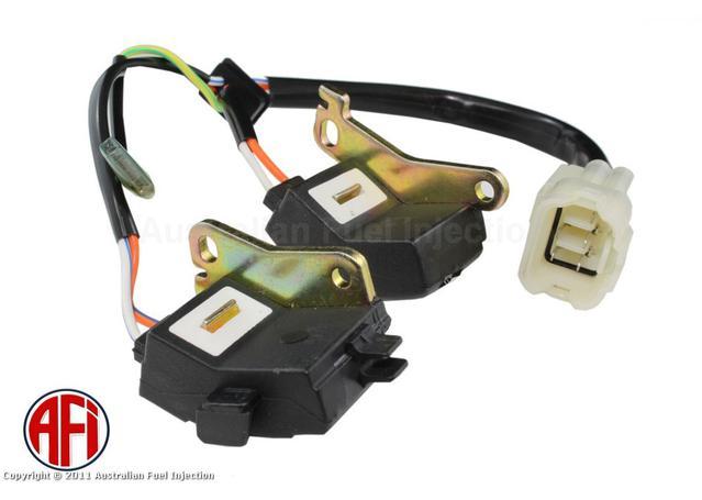 AFI Crank Camshaft Sensor CAS1215 Sparesbox - Image 1