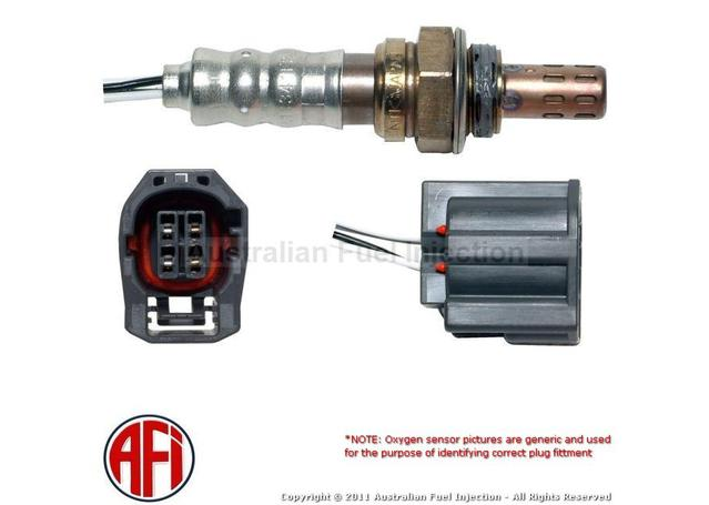 AFI Oxygen Lambda Sensor OXY1672 Sparesbox - Image 1